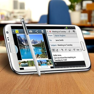 Where Is Clipboard On Samsung Galaxy Note 2