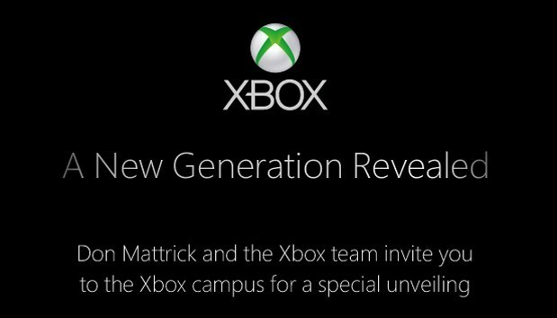 Microsoft's New Generation Xbox Event Is Today, Liveblog With Us