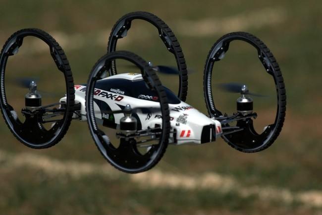 B Flying Car Drone An error occurred