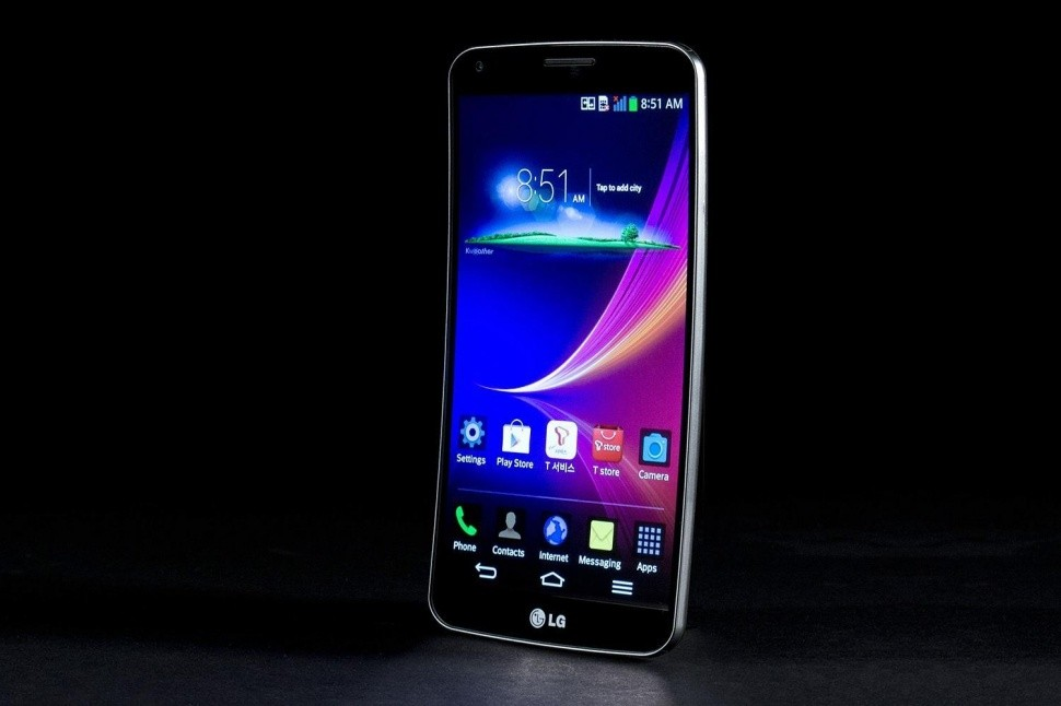 LG G Flex 2 To Be Released At CES 2015
