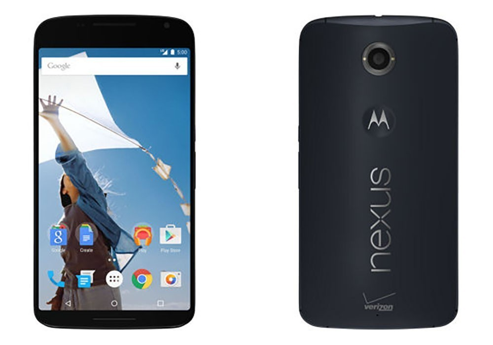 Verizon Nexus 6