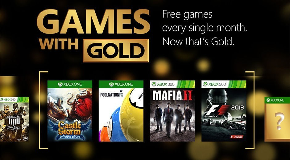 free games with xbox live gold june 2015