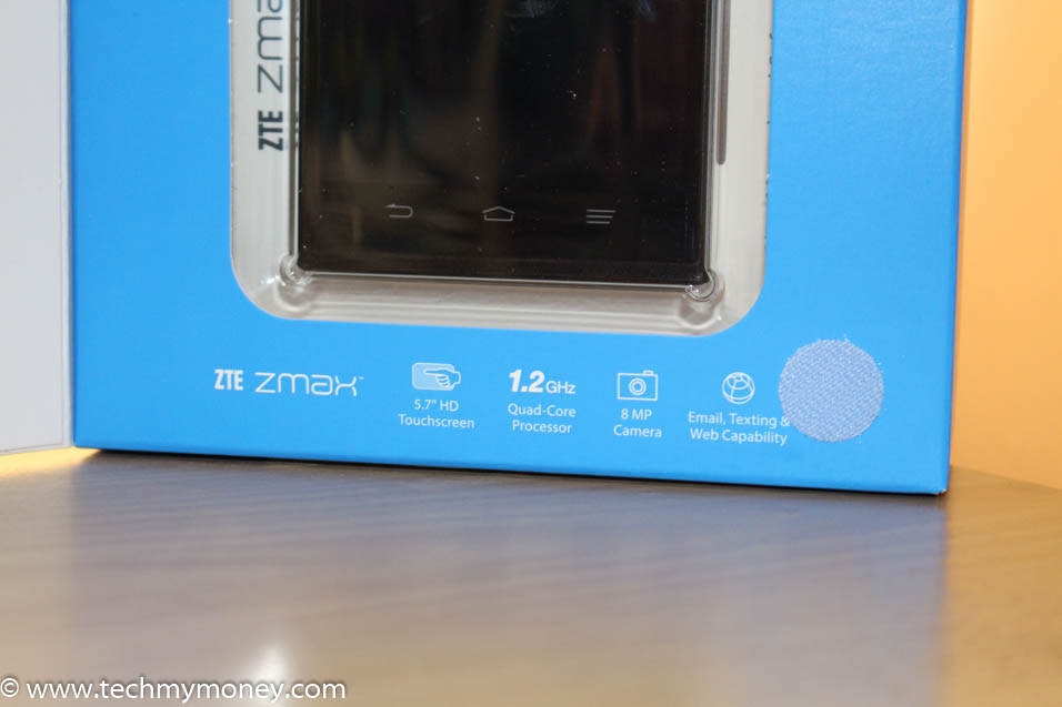 west android zte max pro family mobile seems