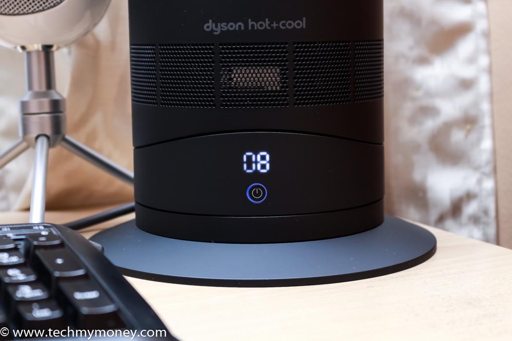 dyson am09 hot cool air multiplier review tech my money. Black Bedroom Furniture Sets. Home Design Ideas