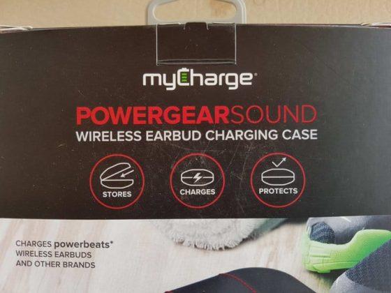 myCharge PowerGear Sound