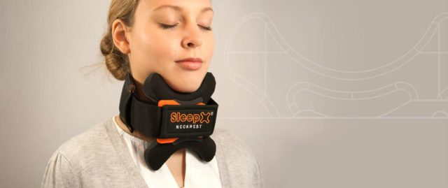 SleepX Neckrest