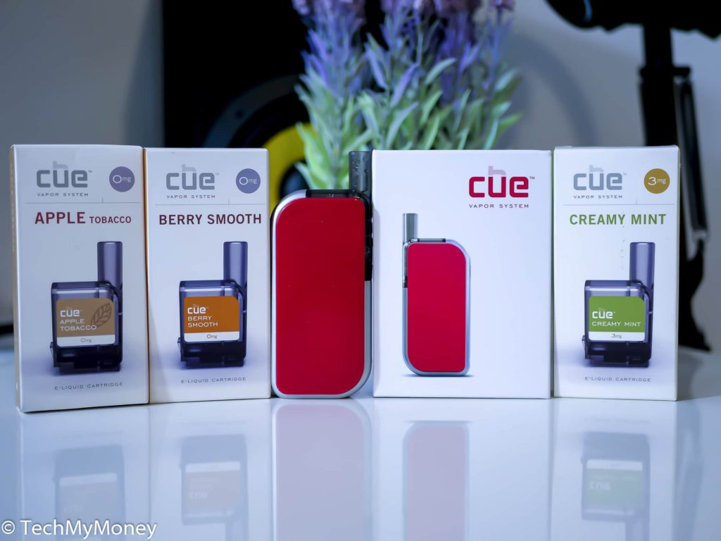 The Cue™ Vapor Systems Makes Vaping A Plug And Play Experience